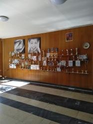 Hala školy