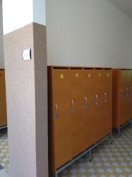 Šatna školy